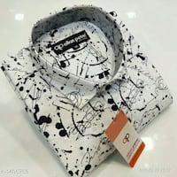 Trendy printed shirt