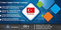 Turkish Language Course in Noida