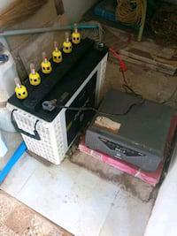 Inverter battery service chennai
