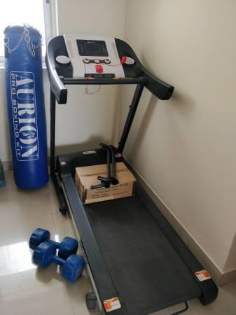 Powermax treadmill tdm 100m and other fitness equipment -