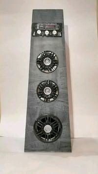 Led speaker tower (in offer)
