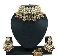 Ladies versatile women's metal bridal jewellery se