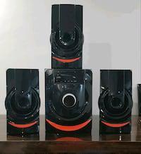 Smily speaker (4.1)