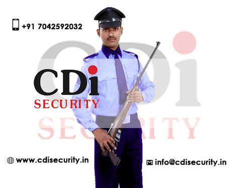 Armed Guard in Noida