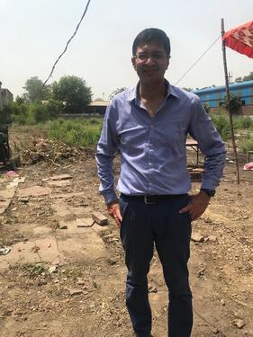 2 side open plot for Warehousing in Ghaziabad 1 Acre