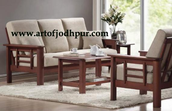 Sofa sets jodhpur handicrafts wooden furniture