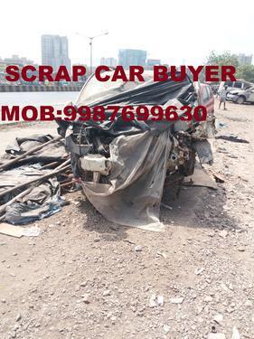 Scrap car accident 【 ADS September 】 | Clasf