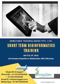 Special for bioinformatics training