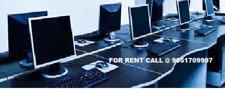 Hire laptops on monthly rent basis