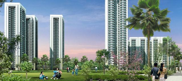 3 and 4 bhk apartments dlf primus sector 82a