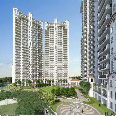 Ats triumph 3bhkutility residences on dwarka expressway