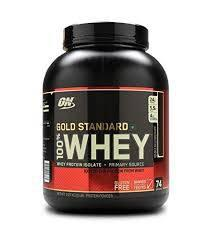 Buy 100% authentic optimum nutrition (on) gold standard 100%