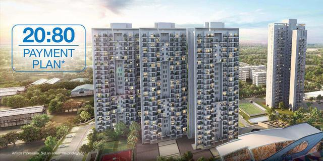 Godrej nature plus luxury 2 bhk homes in 79 lacs onwards
