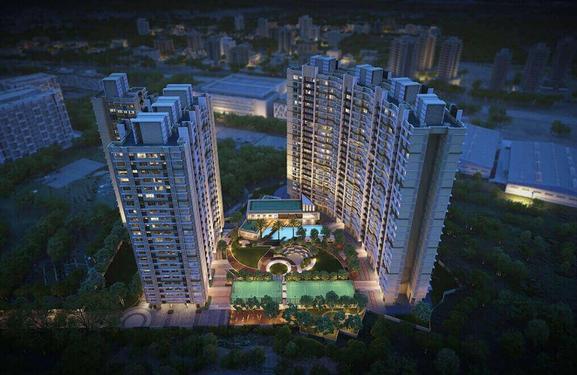 Luxury 2bhk homes at kalyan mumbai birla vanya