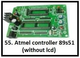 Atmel controller 89s51 (without lcd) - electronics - by
