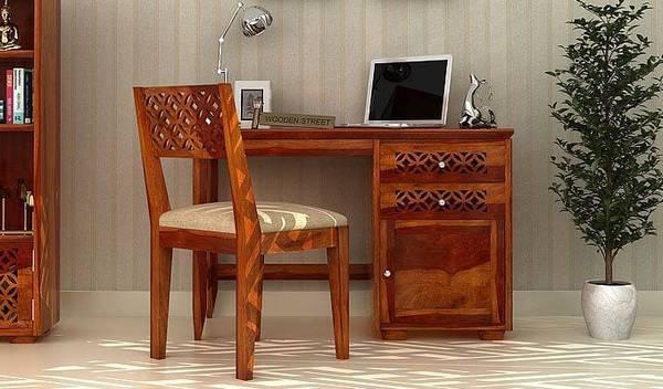 Best study room furniture designs online at Wooden Street -