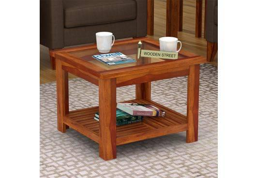 Shop Solid wood coffee tables in Mumbai at Wooden Street -