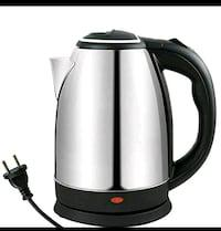 Electric kettle cod available