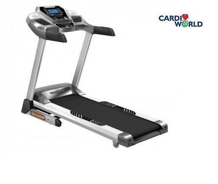 Folding type motorised treadmill for discount sale