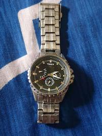 Timex wrist watch & rayban sunglass