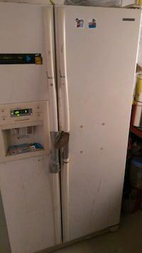 Samsung double door freeze for sale