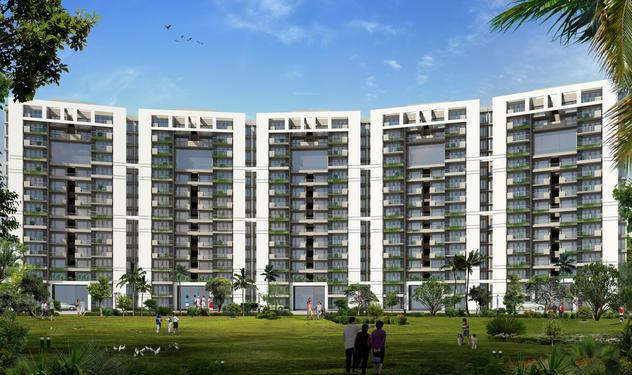 Tulip violet 4 bedroom sohna road