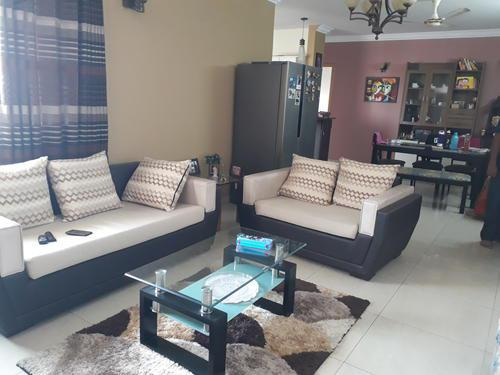 Mantri astra 3bhk semi furnished flat hennur main road