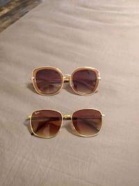 Unisex sunglasses(pair of 2)