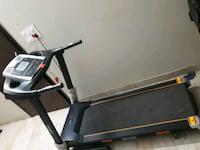 Electronics treadmill