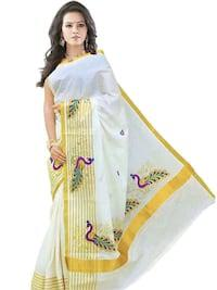 Onam sarees cod available