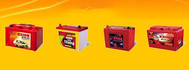 Why choose exide inverter batteries