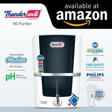 Buy online thunderwell ro water purifier
