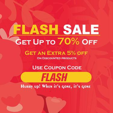 Flash sale online shopping flash sale for 2019
