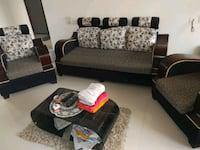 Brand new sofa set 3+1+1