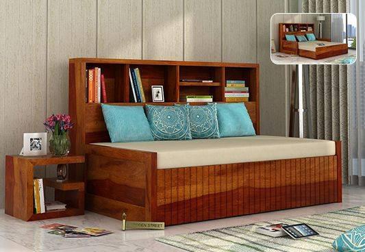 Best sheesham wood sofa set design online - furniture - by