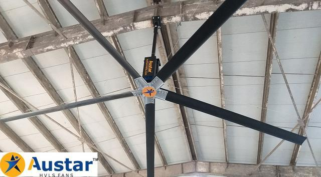 Big commercial ceiling fans at best price ever