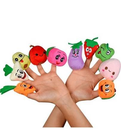 Buy finger puppets online for kids at ultra gift box - baby