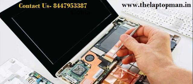 Get best laptop repair service center in vasundhara