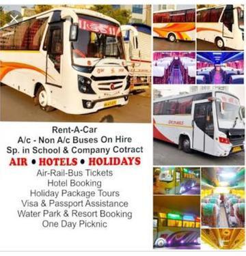 Car bus hotels resorts cap etc booking