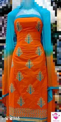 Fashionable womens cotton suit