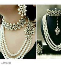 Beautiful necklace set