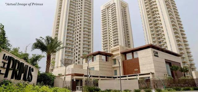 DLF Primus Luxury Your way of life in Gurgaon