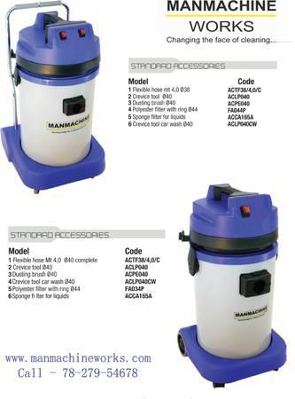 Car Vacuum Cleaner at Best Price in India? - heavy equipment