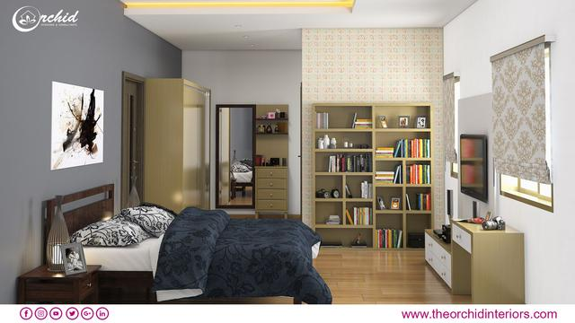 Creating happiness through designs orchid interior