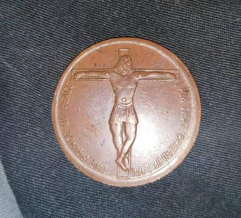 HALF ANNA COIN - collectibles - by owner