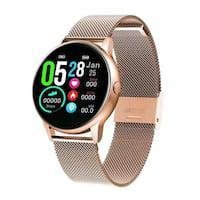 Samsung active smart watch in sapphire
