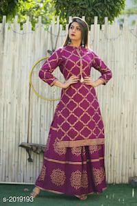 Stunning women kurti