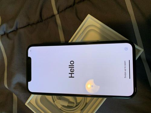 Apple iphone xs max 512gb space gray unlocked