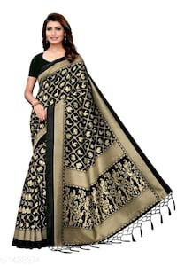 Pretty Mysore Silk Saree