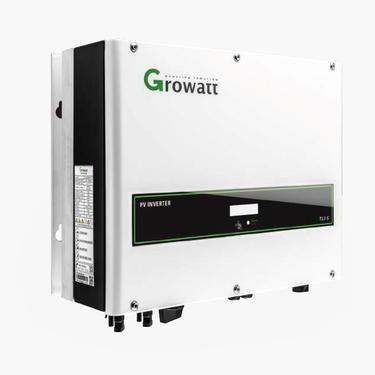 Best growatt three phase solar inverter for commercial roof